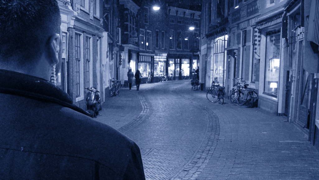 HLM beveiliging Haarlem horecabeveiliging